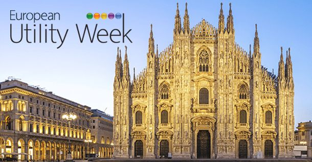 European Utility Week 2020 Milan