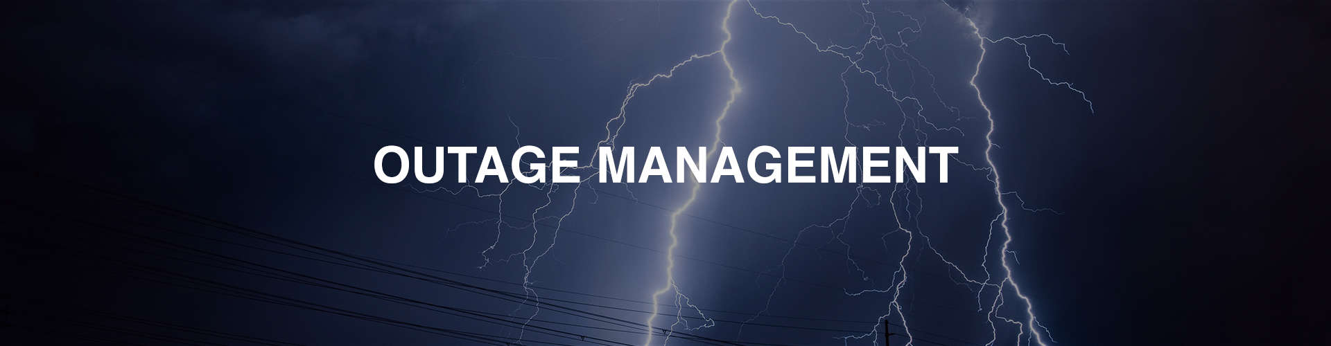 Outage Management